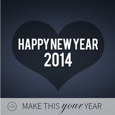 Ring in a New Year Filled With Making Your Mark // lphr.co