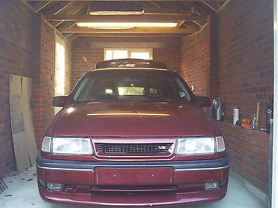 eBay: 1995 VAUXHALL CAVALIER GLS V6 Burgandy
