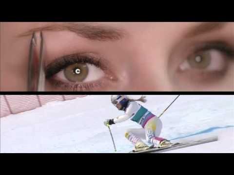 Tweezerman and Lindsey Vonn Commercial