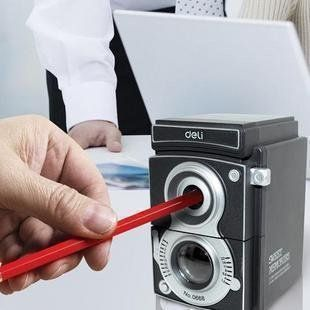 Free Shipping 1Piece Retro Camera Pencil Sharpener Gifts for Shutterbugs Photography Enthusiasts