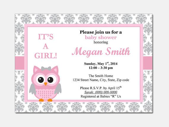 53 best images about baby shower – Free Baby Shower Invitation Templates for Word