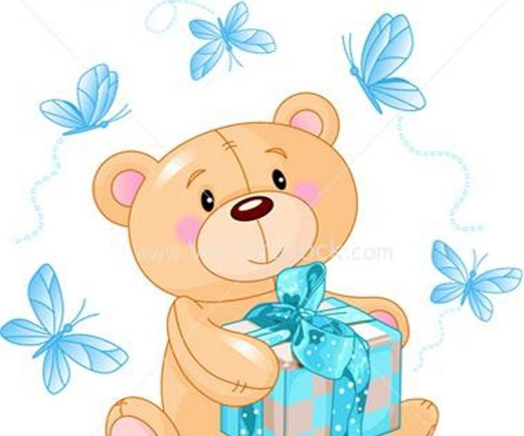 Download free for Android cartoons wallpaper Cute Teddy Bear