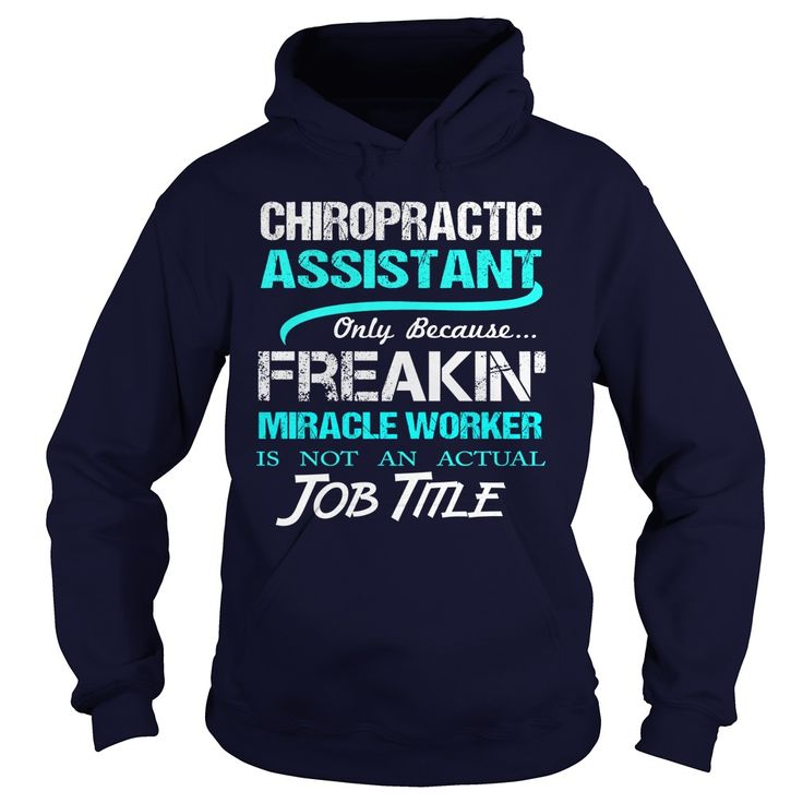 14 best Chiropractic Assistant T-Shirts & Hoodies images on ...
