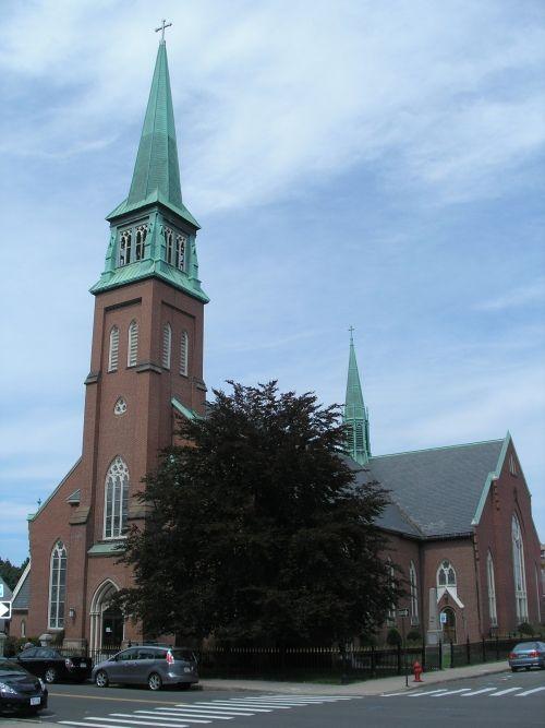 St. Jerome Roman Catholic Church, Holyoke MA.