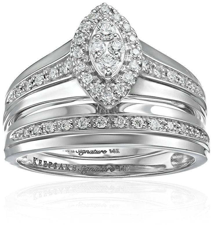 10+ Vintage wedding bands for her white gold information