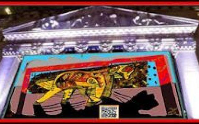 La nuova arte Italiana con il Cavallo di Troia è Quotata a Wall Street. Ciao a Tutti, sono un Pittore e un Inventore. Ho creato una nuova forma d'arte, perchè con la Pittura di Trasformazione una nuova tecnica da me inventata posso dipingere Video come quello che stai pe #wallstreet #pittura #video #trasformaz