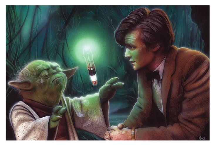 Art By James Hance - Luminous Beings (Print) ---I love his artwork! Follow him on facebook