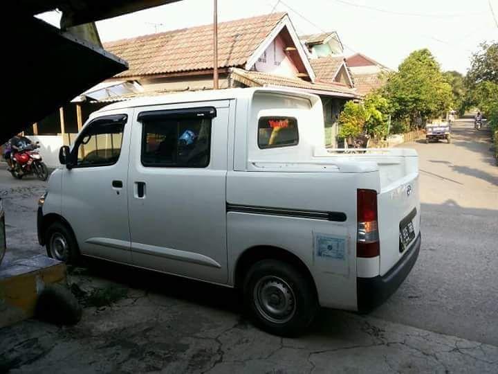 #Daihatsu Gran Max Double Cab #modifikasi #Granmax #luxio @OtoJourney