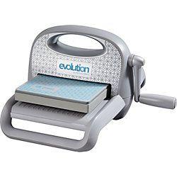 Letterpress machine. I die.