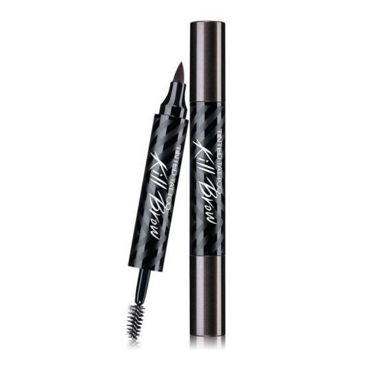 Clio Tinted Tattoo Kill Brow Pencil & Mascara Coloring Shaping 3 in 1 (3 Color)  #Clio
