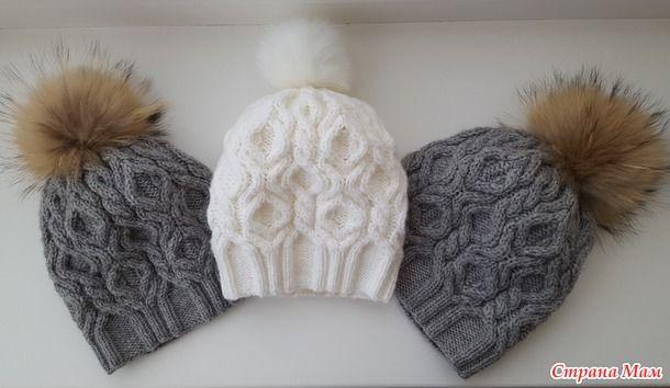 Любимые шапочки! - Вязание - Страна Мам