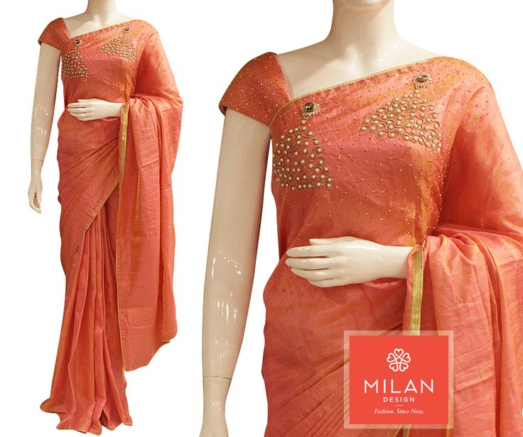 #MilanDesigns presents #BejeweledSarees in Contrasting Colors. Visit More Collections : http://milandesign.in/ #WeddingSarees #BridalLehanga #WeddingSeason #MilanFashionSarees #MilanDesignerSarees #MilanSarees #MilanDesignSarees