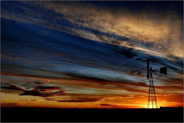 Fire in the sky I by Casper Smit on www.digitalgallery.co.za