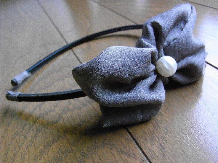 大人向けリボンカチューシャの作り方|その他|ファッション小物|ハンドメイドカテゴリ|ハンドメイド、手作り作品の作り方ならアトリエ