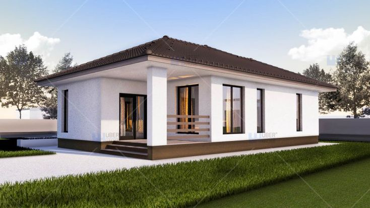 case tineresti cu aer modern Young couple modern homes 5