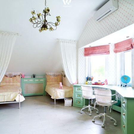 Diese Jugend- und Kinderzimmer regen dich zur kreativen Gestaltung an und zeigen dir wie Jungs und Mädchen Kinderzimmer aussehen können. Gestalte jetzt!