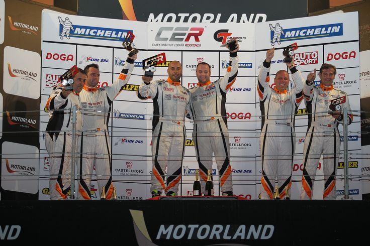 Spanish Endurance Cup. Motorland Aragon.
