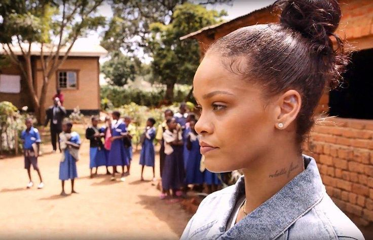 "162 Likes, 5 Comments - Africa | Family | Culture (@africax5) on Instagram: ""Editors Note: Rihanna travels to Africa to learn about the Educational challenges facing students…"""