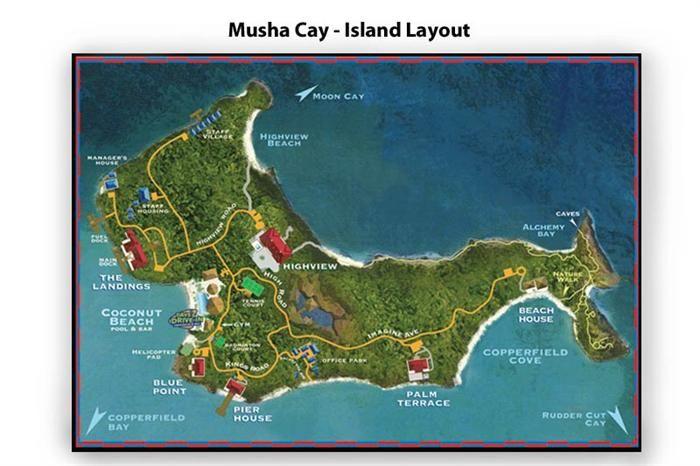 Musha Cay Island Great Exuma At Copperfield Bay Pic 171134 Extrodinary N S Pinterest Luxury Villa Als And Villas