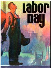 Mystery Fanfare: LABOR DAY MYSTERIES: Labor Union Crime Fiction