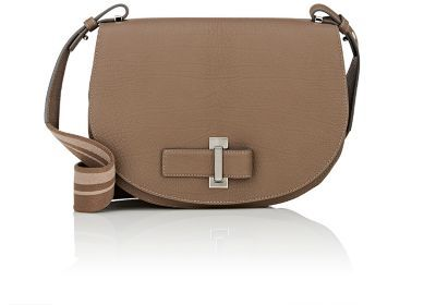 DELVAUX Le Mutin Saddle Bag. #delvaux #bags #shoulder bags #hand bags #leather #