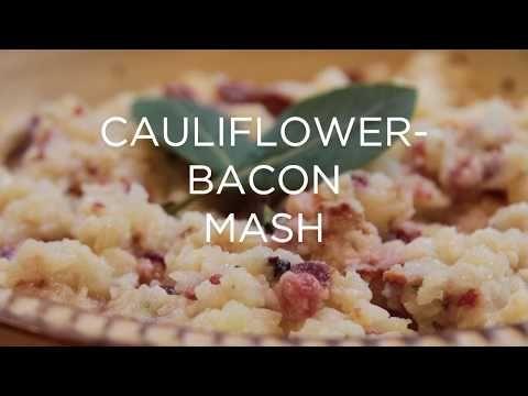 Try This Bacon Mashed Cauliflower Recipe - Easy Cauliflower Recipes