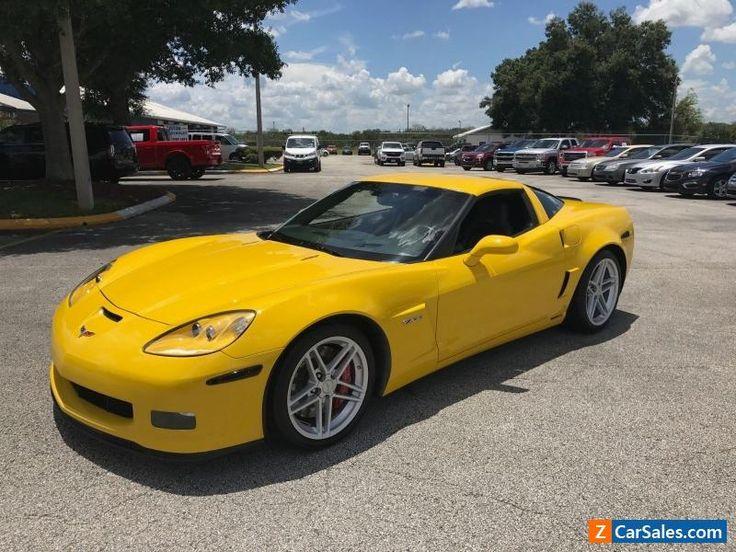 2006 Chevrolet Corvette 2LZ #chevrolet #corvette #forsale #unitedstates