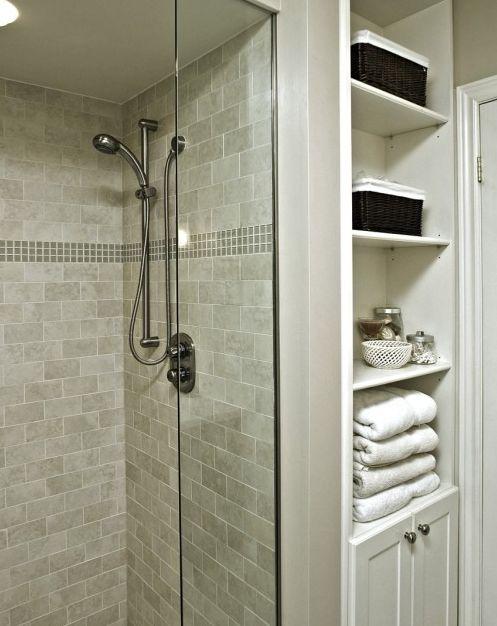 143 best images about bathroom ideas on pinterest master bath white subway tiles and bathroom. Black Bedroom Furniture Sets. Home Design Ideas