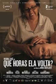 BOAS NOVAS: Que Horas Ela Volta? - Filme 2015