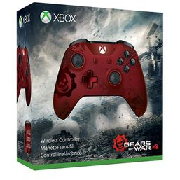 Xbox Wireless Controller - Gears of War 4 Crimson Omen Limited Edition XBOX ONE