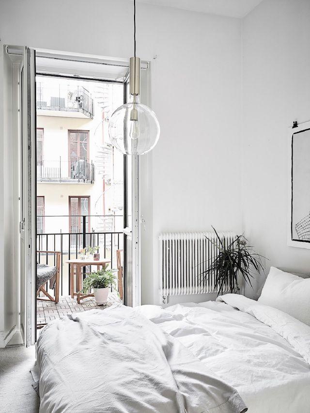 Lampe ins Wohnzimmer