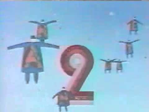 Les Hommes Volants - Générique Antenne 2 - par Jean-Michel Folon (fermeture) - Ben pas merci Mr Folon : j'ai fait des cauchemars à cause de toi :)