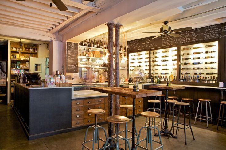 tappo tapas et bar vin deco interieur pinterest grottes paris et bar. Black Bedroom Furniture Sets. Home Design Ideas