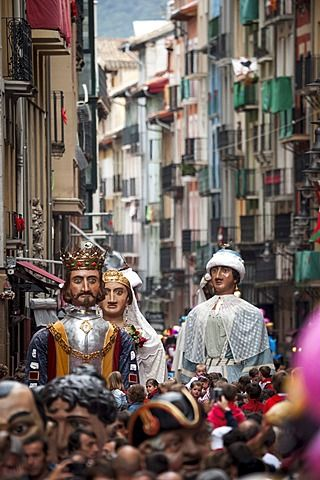 Festival of San Fermin, Pamplona, Navarra, Spain, #spain