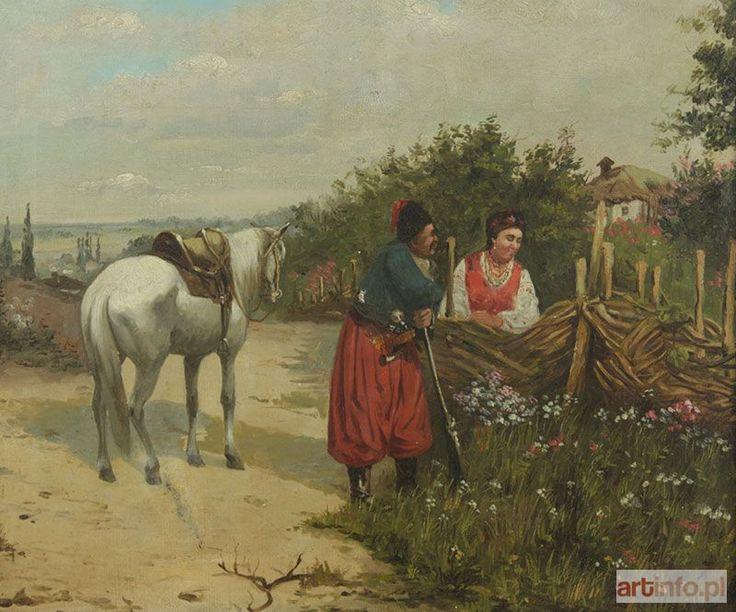 ● Władysław Szerner (1836-1915) - przypisywany ● Aukcja ● Artinfo.pl