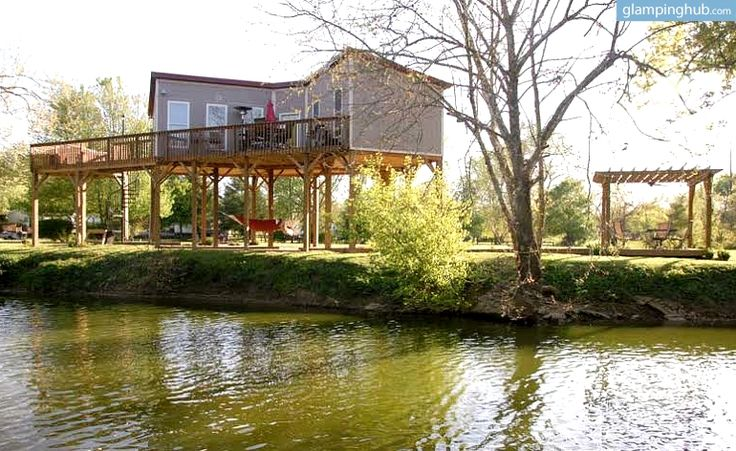 Luxury Cabin in Camping in Kentucky | Glamping in Kentucky