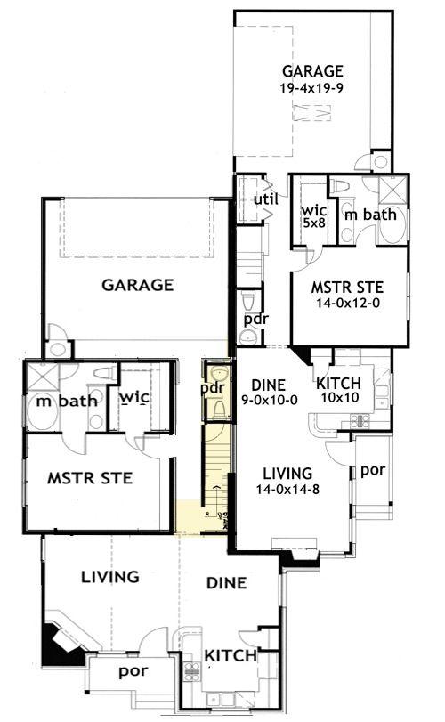 17 Best Ideas About Duplex House On Pinterest Duplex
