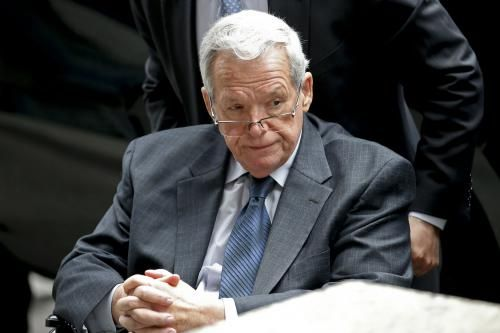 Former House Speaker Dennis Hastert faces another sexual abuse allegation, weeks before his scheduled release from prison.