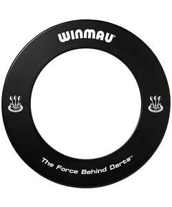 #argos #ireland Winmau Dartboard Surround.: This Winmau dartboard surround is easy to fit and protects your wall from any rogue darts and…