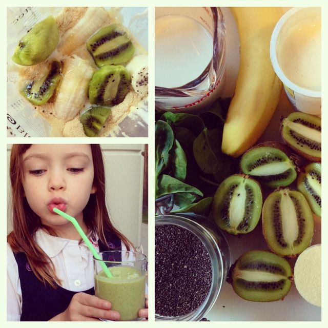 Kiwi Banana Smoothie Recipe, plus 20 more of my favorite smoothie recipes