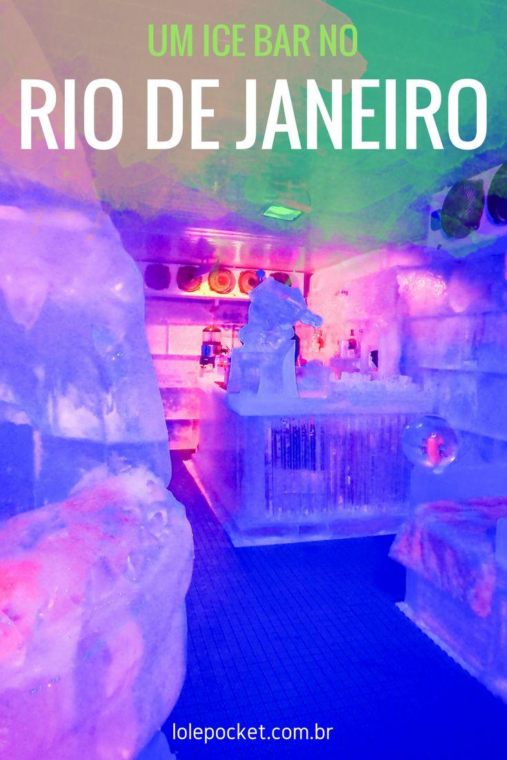 Informações práticas e dicas para curtir o Ice Bar no Rio de Janeiro. AVISO: atração tem tempo limitado!