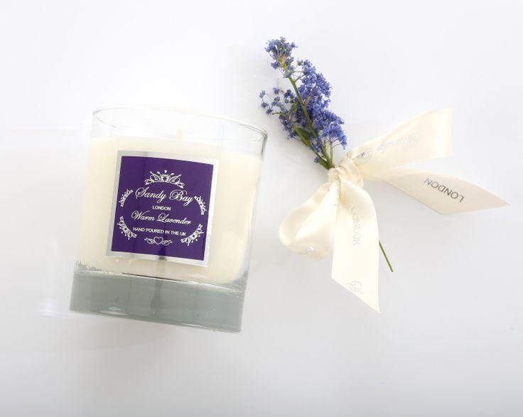 Warm Lavender by Sandy Bay London www.sandybaylondon.com