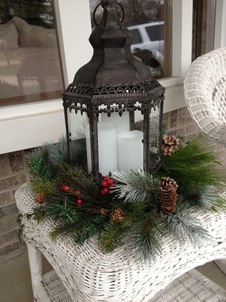 die besten 25 weihnachtlich basteln mit naturmaterialien ideen auf pinterest basteln. Black Bedroom Furniture Sets. Home Design Ideas