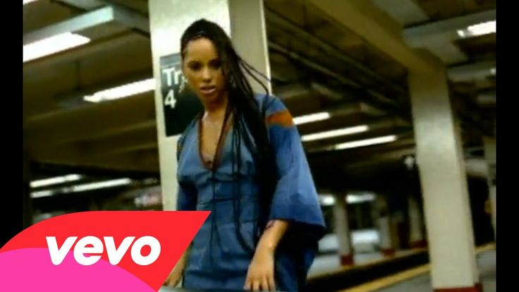 Alicia Keys - Karma I prefer this song to JT! I prefer blessing in disguise.