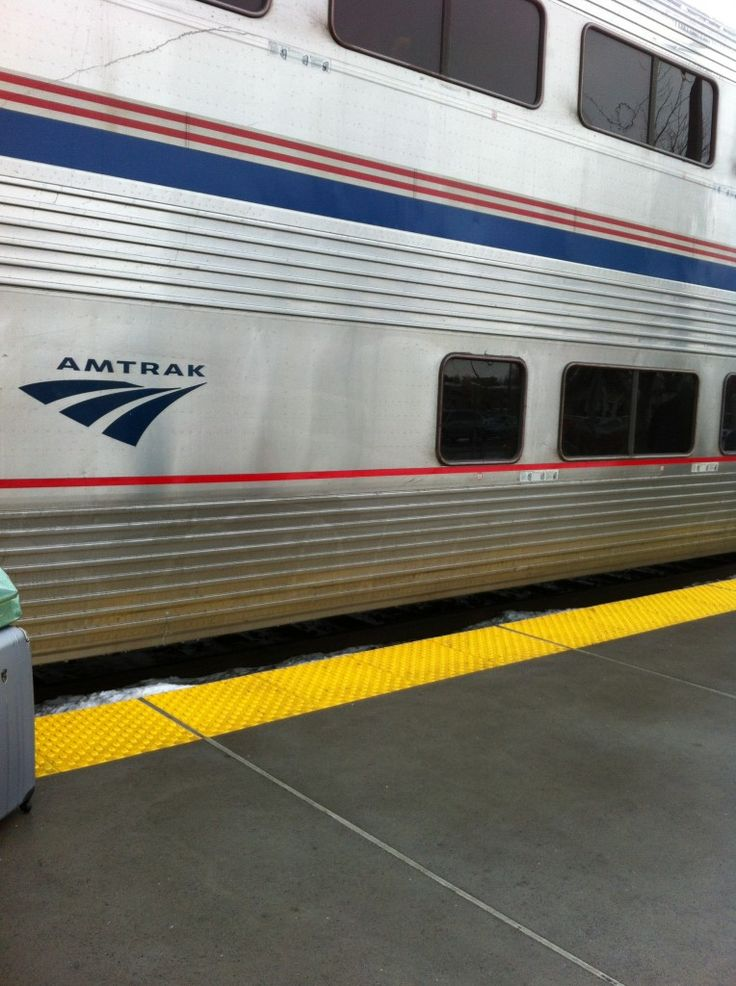Trip On Car >> Taking an Amtrak train trip! Love to travel? Well get to the station and leave your car behind ...