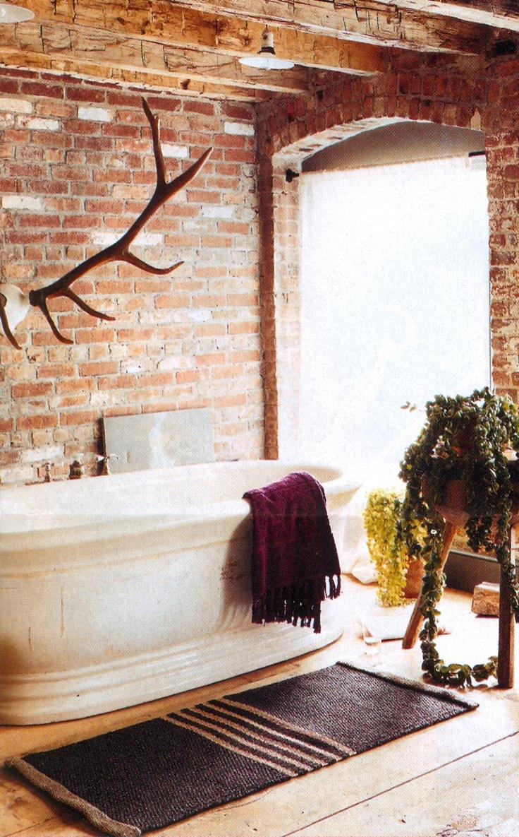 Brick Bathrooms