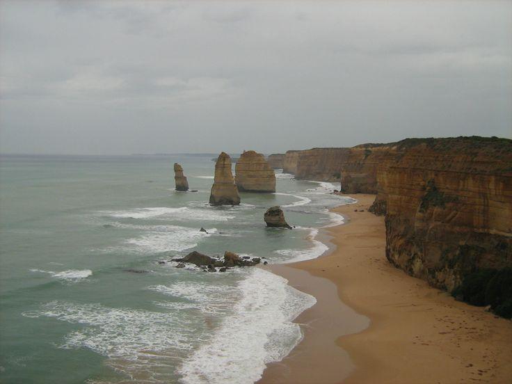 DIE ZWÖLF APOSTEL an der Great Ocean Road
