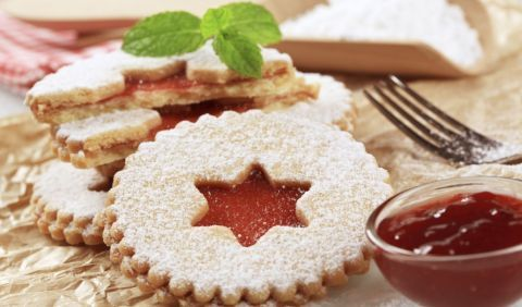 Linecké  koláčiky | Casprezeny.sk