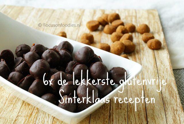 6x de lekkerste glutenvrije Sinterklaas recepten (vrij van geraffineerde suikers, glutenvrij, zuivelvrij)
