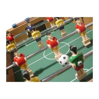 Mini jogo de pebolim de mesa. R$56.05